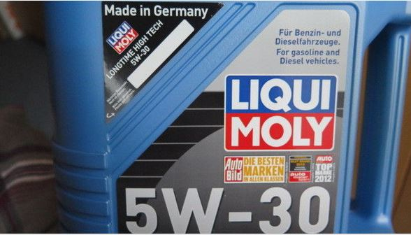liqui moly longtime high tech 5w 30 im test liqui moly. Black Bedroom Furniture Sets. Home Design Ideas