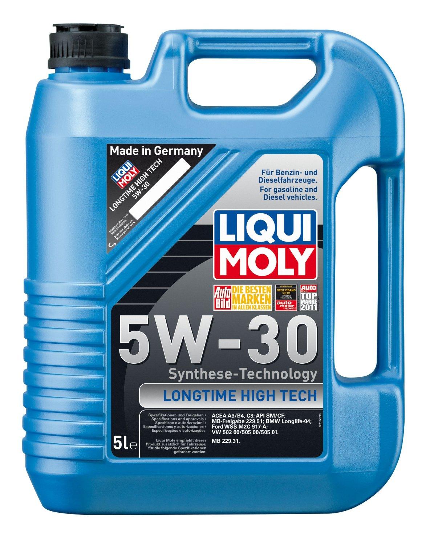 Liqui Moly Longtime High Tech 5W-30 im Vergleich