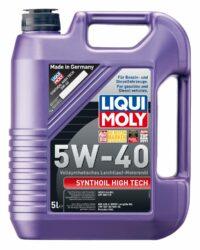 Liqui Moly Synthoil High Tech 5W-40 im Test