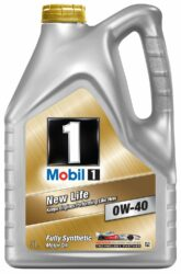 Mobil 1 New Life 151048 0W-40 im Test