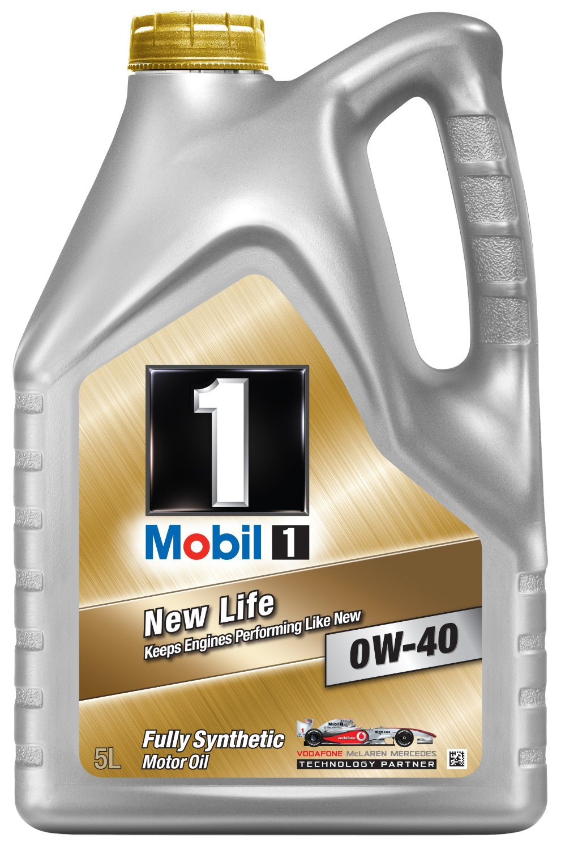 Mobil 1 New Life 0W-40 im Vergleich